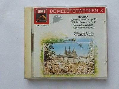 Dvorak - Symphonie nr. 9 / Carlo Maria Giulini