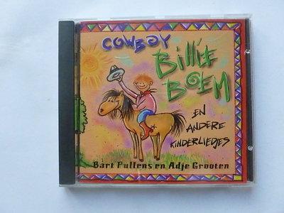 Cowboy Billie Boem - en andere kinderliedjes