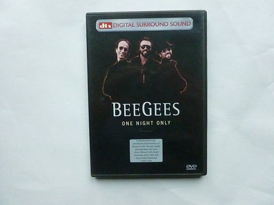 Bee Gees - One night only (DVD eagle vision)