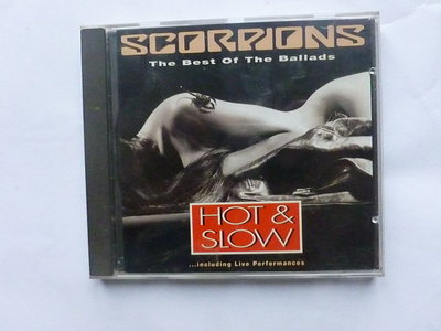 Scorpions - The best of the Ballads