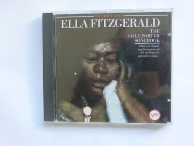 Ella Fitzgerald - The Cole Porter Songbook volume 1