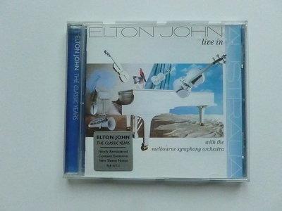 Elton John - Live in Australia (geremastered)