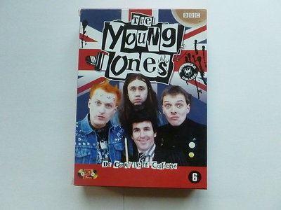 The Young Ones - De Complete Collectie (2 DVD)