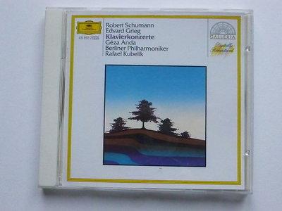 Robert Schumann / Edvard Grieg - Geza Anda / Rafael Kubelik