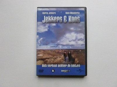 Jekkers & Koos - Het verhaal achter de liedjes (DVD)