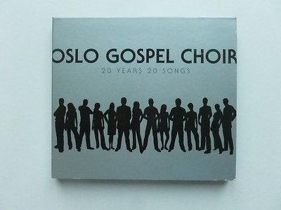 Oslo Gospel Choir - 20 Years 20 Songs (2 CD)