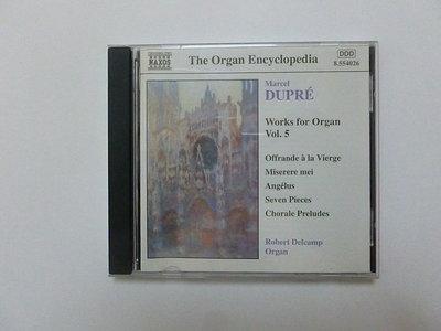 Dupré - Works for Organ vol.5
