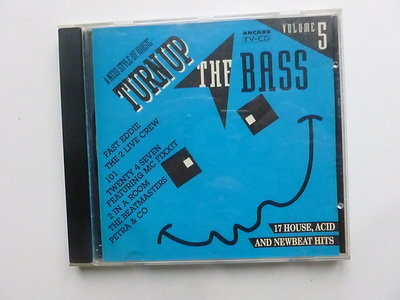 Turn up the Bass - Volume 5