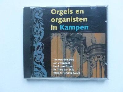 Orgels en Organisten in Kampen