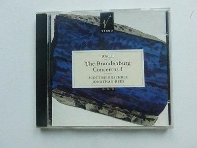 Bach - The Brandenburg Concertos / Jonathan Rees