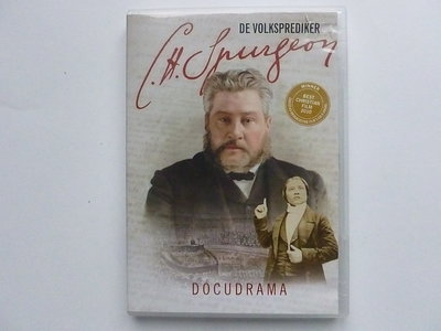 C.H. Spurgeon - De Volksprediker (DVD)