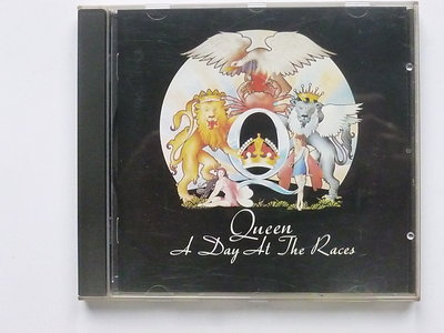 Queen - A day at the races (digital remasters)