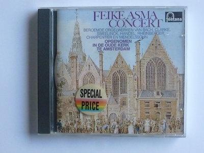 Feike Asma - Concert