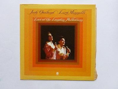 Judy Garland , Liza Minnelli - Live at the London Palladium (LP)