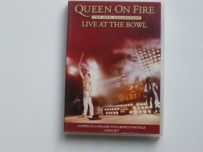 Queen - Queen on fire / Live at the Bowl (2 DVD)