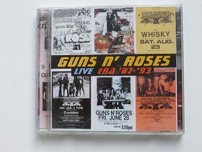 Guns n' Roses - Live Era '87 - '93 (2 CD)