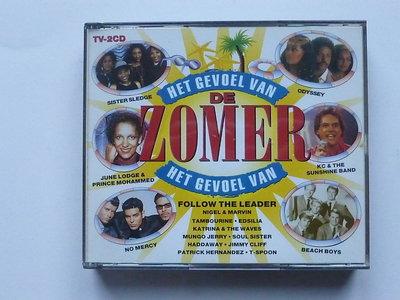 Het gevoel van De Zomer (2 CD)