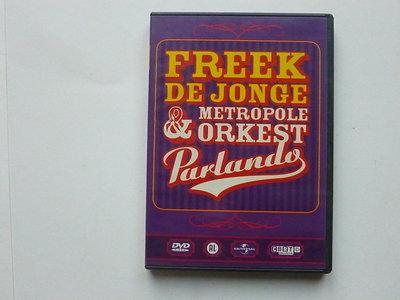 Freek de Jonge & Metropole orkest - Parlando (DVD)