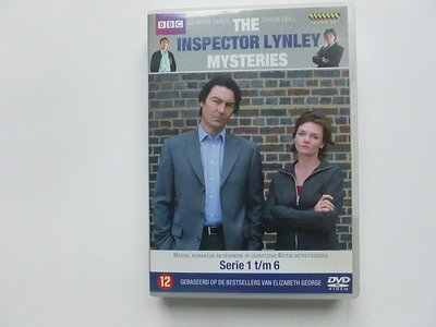 The Inspector Lynley Mysteries - Serie 1 t/m/ 6  (12 DVD)