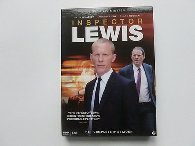 Inspector Lewis - Het Complete 8e seizoen (2 DVD)