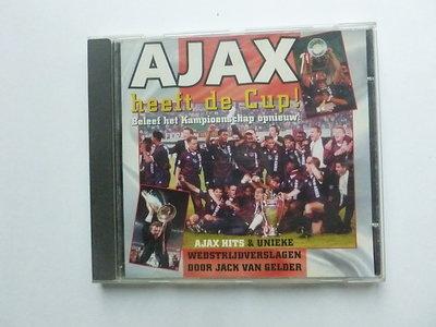 Ajax heeft de Cup!