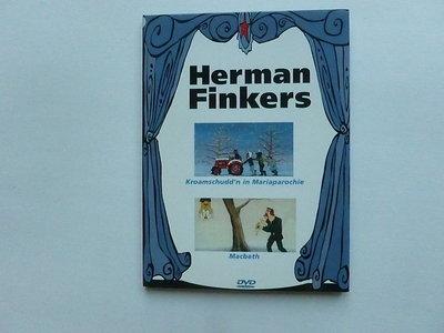 Herman Finkers - Kroamschudd'n in Mariaparochie (DVD)