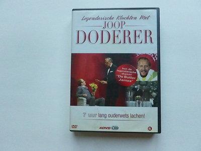 Joop Doderer - Legendarische Kluchten met Joop Doderer (4 DVD)