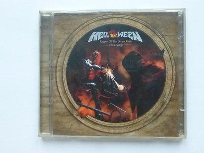 Helloween - Keeper of the Seven Keys / The Legency (2 CD)