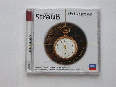 Johann Strauss - Die Fledermaus / Karl Bohm