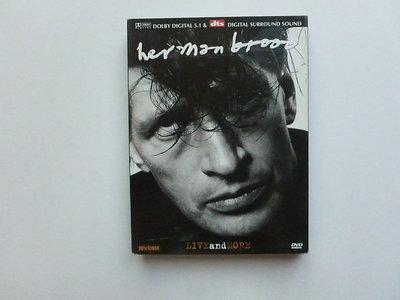 Herman Brood - Live and More (3 DVD)