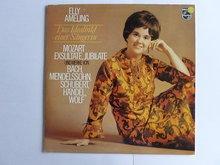Elly Ameling -Mozart Exsultate, jubilate Das Idealbild einer Sängerin (LP)