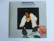 Shirley Bassey - Live at Carnegie Hall (2 LP)