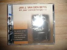 Jan J. van den Berg - 60 jaar Concertorganist