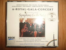 A Royal Gala Concert - Symphony for the Spire (2 CD)