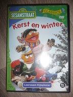 Sesamstraat - Kerst en Winter DVD