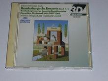 J. S. Bach - Brandenburgische Konzerte Nr. 4,5 en 6