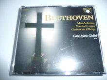 Beethoven - Missa Solemnis, Christus am Ölberge, Mass in C major (3 CD)