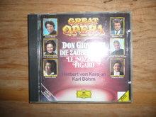 Great Opera Mozart -Herbert von Karajan/ Bohm