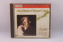 Alfred Deller - A Musical Panorama of Shakespeare's England