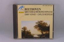 Beethoven - Kreutzer & Fruhlings sonatas ( Emmy Verhey)