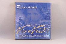 Viva Verdi! - The best of Verdi (Decca 4 CD)