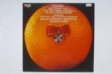 Prokofiev - Lieutenant Kije / Love for three oranges (LP)