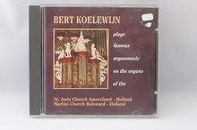 Bert Koelewijn plays famous organmusic