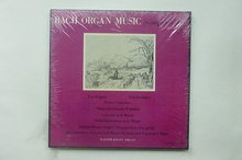 Bach Organ Music - Vol. II (3 LP Complete)