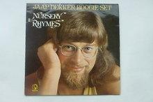 Jaap Dekker Boogie Set - Nursery Rhymes (LP)