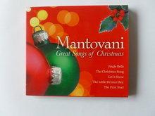 Mantovani - Great songs of Christmas