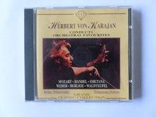 Herbert von Karajan - conducts Orch. Favourites