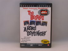 The Beatles - A hard days night (DVD)