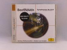 Beethoven - Symph. nr. 5 & 6 / Herbert von Karajan