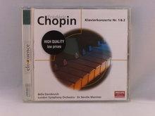 Chopin - Klavierkonzerte nr. 1 & 2 / Sir. Neville Marriner